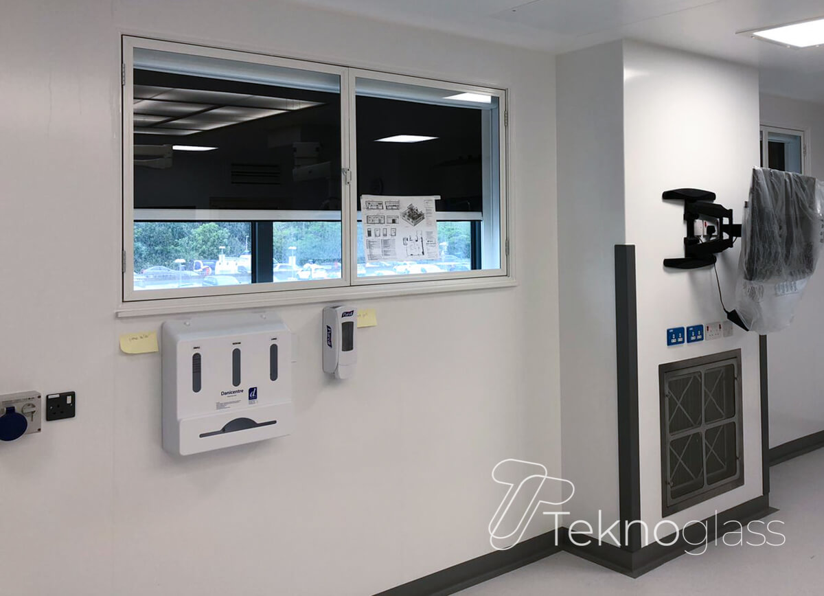 """Featured image for """"Southampton Operating Theatre Laser Blinds"""""""