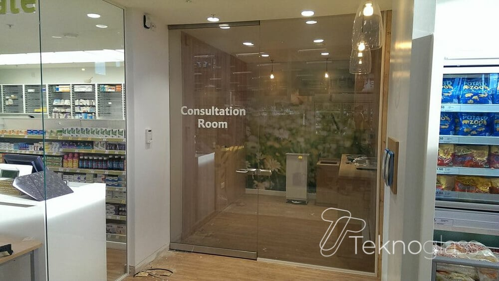 """Featured image for """"Tesco Consultation Rooms"""""""